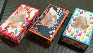 tissue cover for purse q