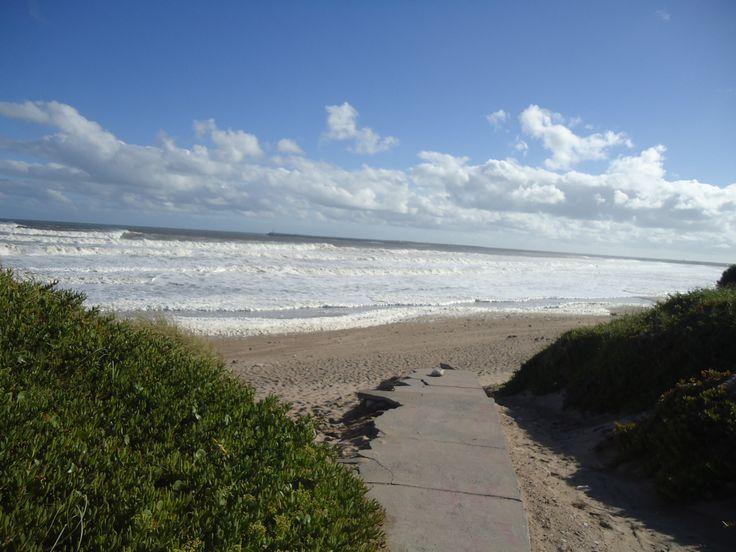 Playa de Quequén