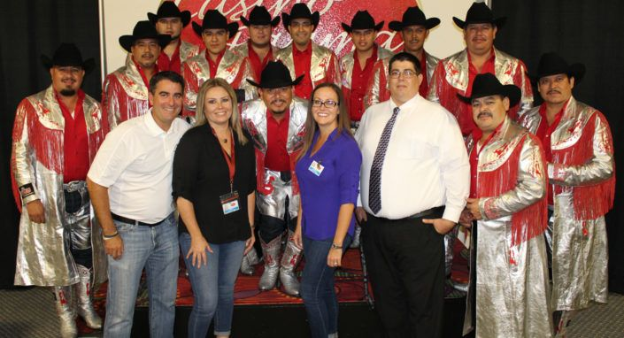 Banda Machos Plays for a Sold Out Show at Casino Pauma