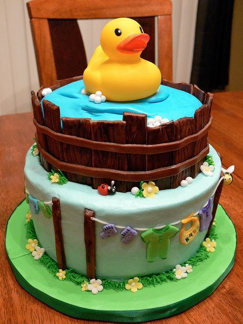 rubber duck baby shower cake rubber duck baby shower ideas