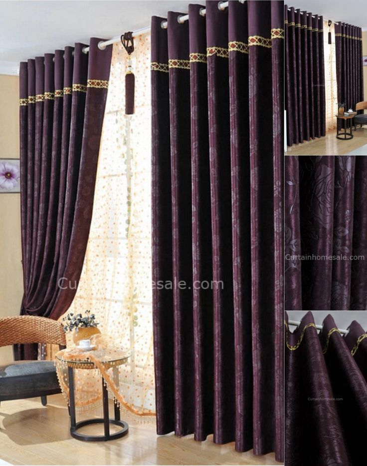 Curtains For A Purple Bedroom   Vintage Bedroom Decorating Ideas Check More  At Http:/