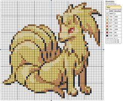 Pokemon Patterns by Makibird-Stitching on deviantART
