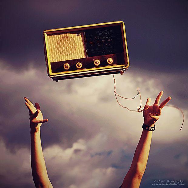 Radio Receptor by oO-Rein-Oo #photography