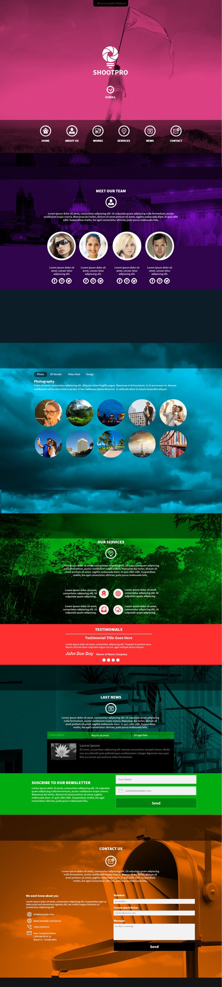 Shootpro is Premium Muse Portfolio Template. Parallax Scrolling. One Page. Logo include. Webkit Fonts. Contact Form. http://www.responsivemiracle.com/cms/shootpro-premium-muse-template/