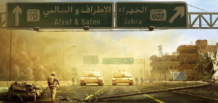 Highway_Patrol_by_etwoo-e1281464433345.jpg (1500×712)