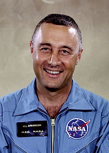 Gus Grissom - Mitchell, IN - NASA astronaut - Second American to fly in space