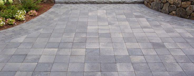 Plaza Pavers Concrete Patio Pavers Boston Ma Concrete
