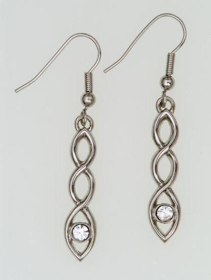 Pewter World Traigheil Earrings Made From With A Plated Finish Of Palladium Which Won T Sc