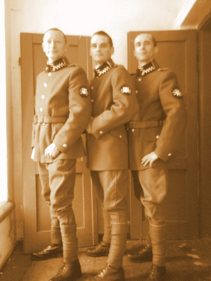 Just soldiers. Polish - soviet war 1920
