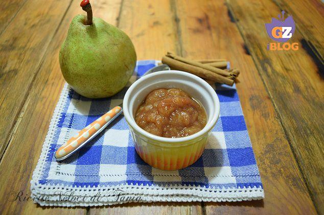 Il dessert pere e cannella è perfetto per una pausa dolce e con poche calorie, buonissimo accompagnato da un buon the verde !