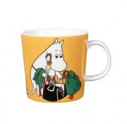 Moomin Mug – Moominmamma, Apricot NEW for 2014 | The Moomin Shop