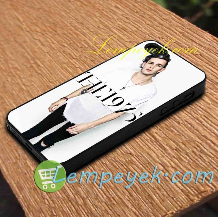 Matt Healy the 1975 Phone Case iPhone cases, Samsung Galaxy cases, HTC one cases