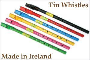Which colour is your favourite?  #TinWhistle #IrishMusic