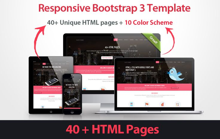 Flato Business / Corporate HTML Template – v1.1 Flato Theme is a modern, flat style…