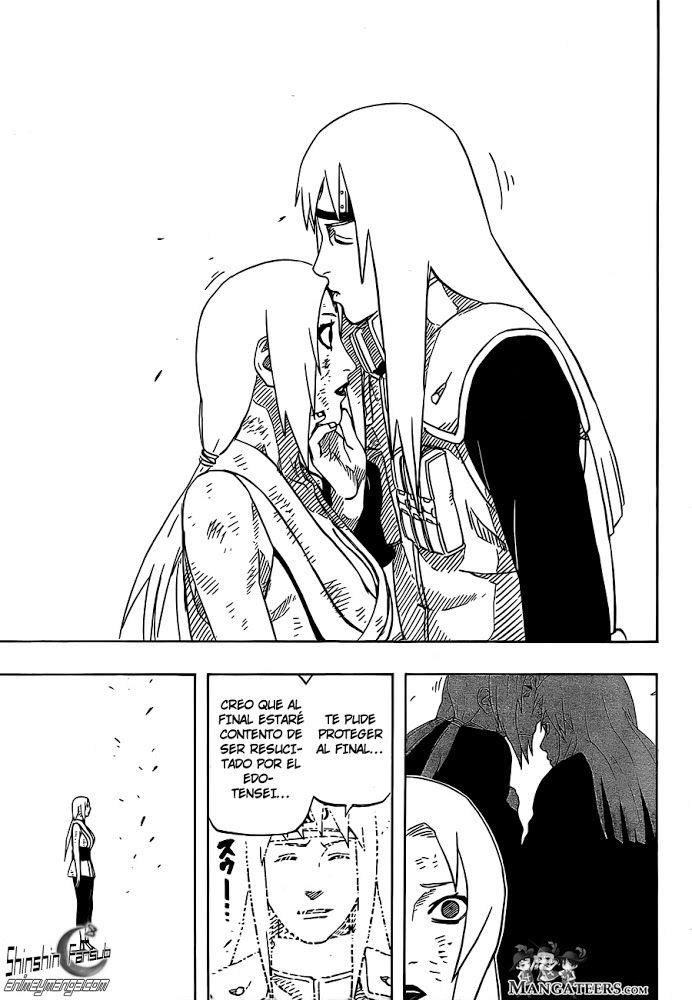Naruto Manga 591 (Español) Ver Online HD Descargar Gratis