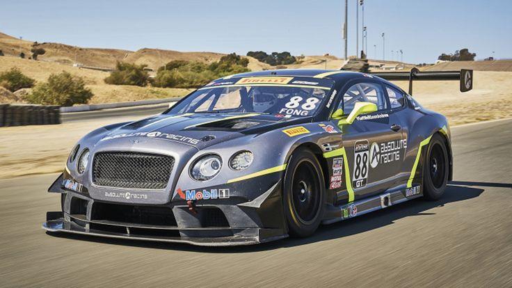 Bentley GT3 Race Car