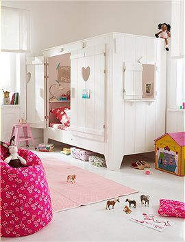 die besten 17 ideen zu m dchen bett auf pinterest m dchen kinderzimmer betten bett f r. Black Bedroom Furniture Sets. Home Design Ideas