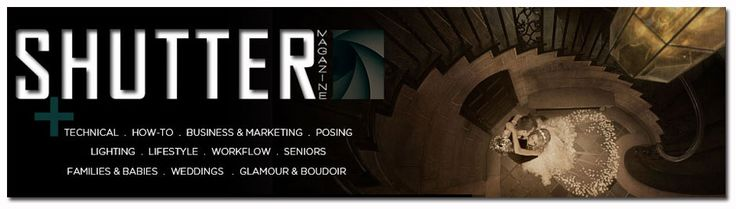 ShutterMag - Behind the Shutter. Free online magazine for photographers!