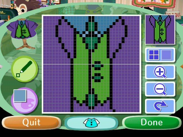 Animal Crossing New Leaf Pro Design Patterns Animal Crossing