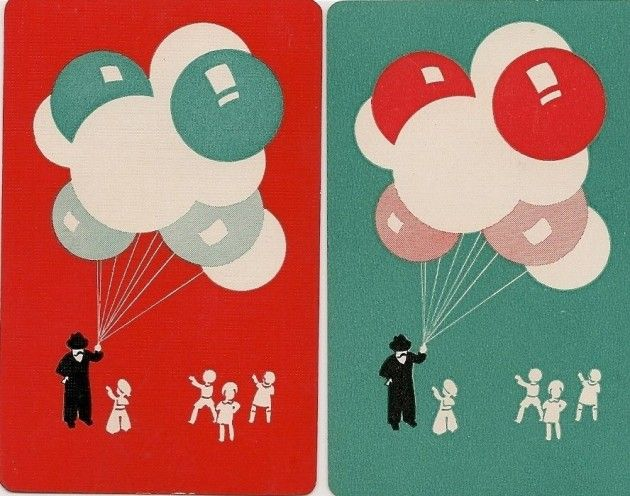 Frizzifrizzi » Tesori d'archivio: i dorsi delle carte da gioco vintage