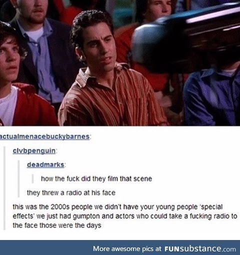 I ask myself this every time I watch Mean Girls which is never because I'm a grown ass man but seriously how they do that