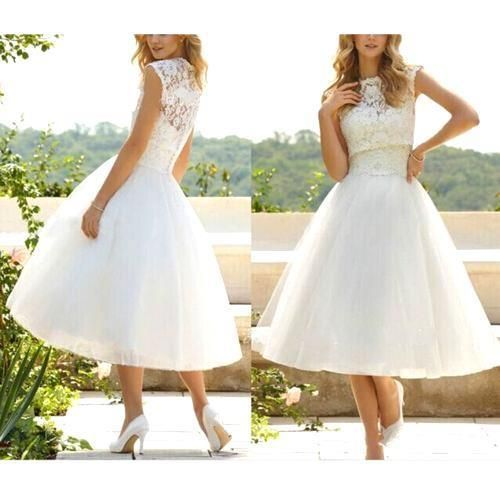 de Robes De Mariée De Tutu sur Pinterest  Robes de mariée courtes ...