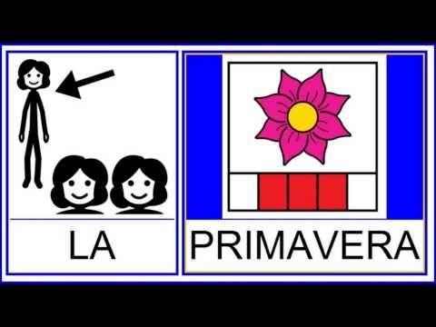 """VÍDEO - Poesía """"La primavera"""" de Antonio Machado. Vídeo en el que varios niños recitan la poesía La Primavera de Antonio Machado, a través de pictogramas de ARASAAC, para facilitar la comprensión."""