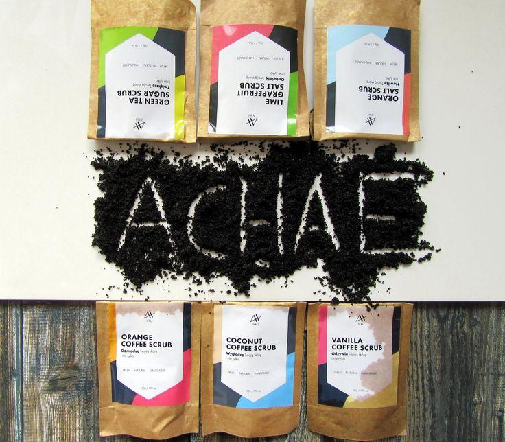 Achae /ə'ki:/ to świat naturalnych, ręcznie robionych kosmetyków, które powstają wyłącznie z naturalnych składników najwyższej jakości. W produktach [...]