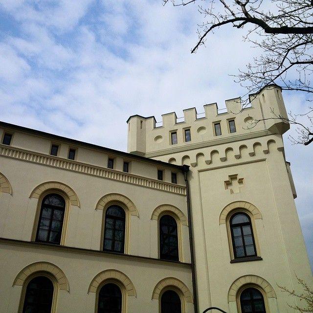 #żywiec #castle #building #architecture #sky   Żywiec, Poland