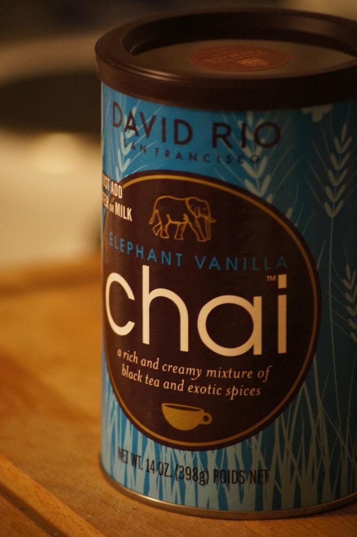 David Rio Chai: Elephant Vanilla