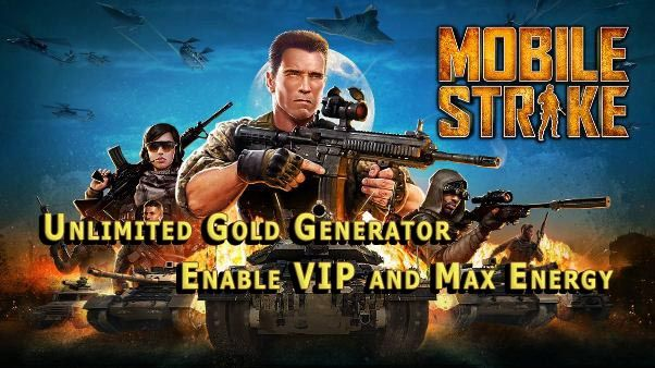 Mobile Strike cheat code gold generator