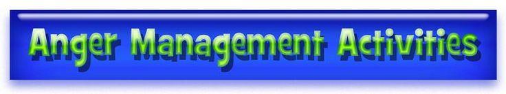 Anger Management Activities (hidden heart)