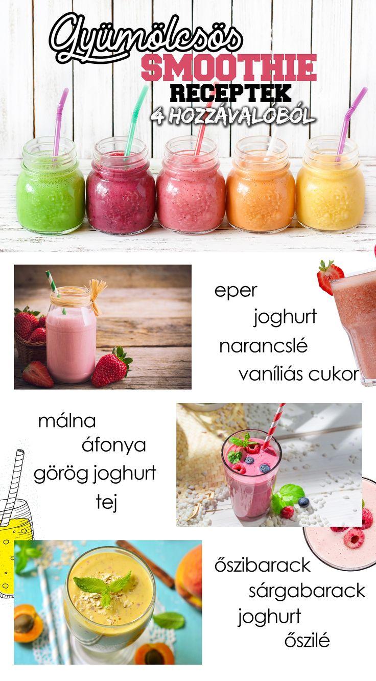 Gyümölcsös felfrissülés a forró nyári napokon! :)
