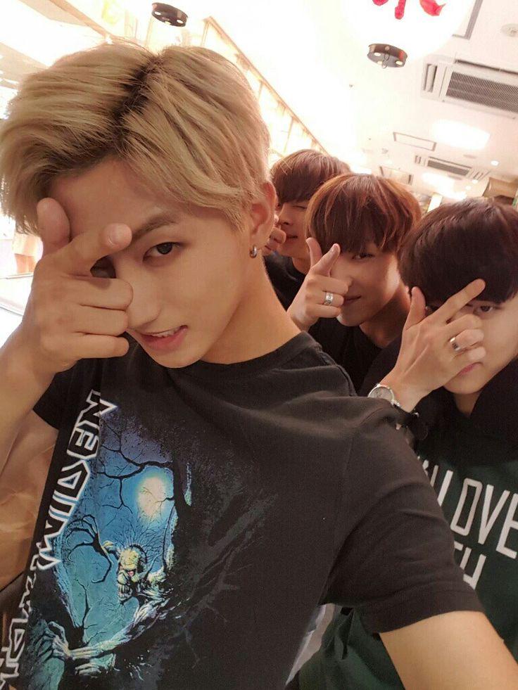 I kpop I MAP6 - JVin Sign MinHyuk & Sun