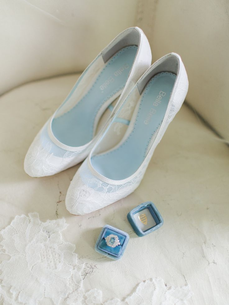 Bella Belle Bridal Shoes #bridalshoes @weddingchicks