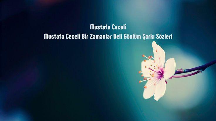 Mustafa Ceceli Bir Zamanlar Deli Gönlüm sözleri http://sarki-sozleri.web.tr/mustafa-ceceli-bir-zamanlar-deli-gonlum-sozleri/