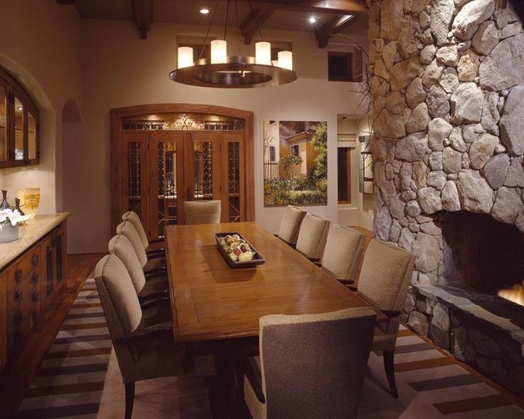 25+ best ideas about Large dining rooms on Pinterest   Large ...