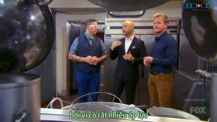 Masterchef US Season 5 Ep 8 - Vua Đầu Bếp Mỹ