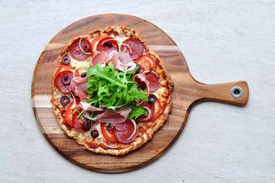 Pizza Procuitto