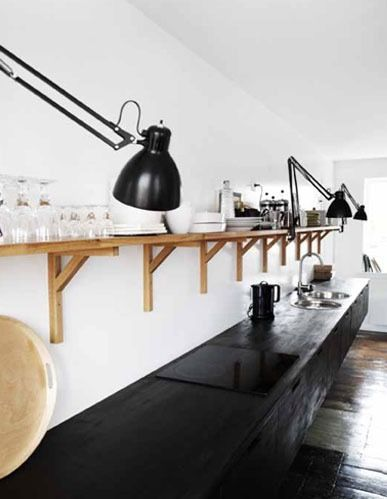 Lighting Solutions: Task Lamps in the Kitchen