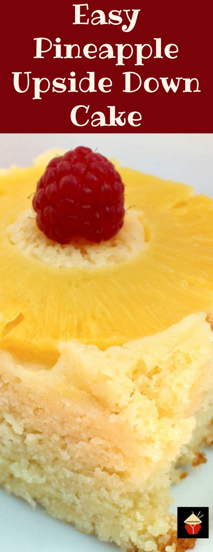 Sunshine On A Plate Easy Pineapple Upside Down Cake This