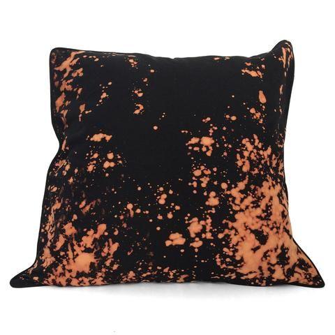 Cushion cover 60x60 cm Handmade in Cape Town, South Africa. Shibori  textiles traditional techniques