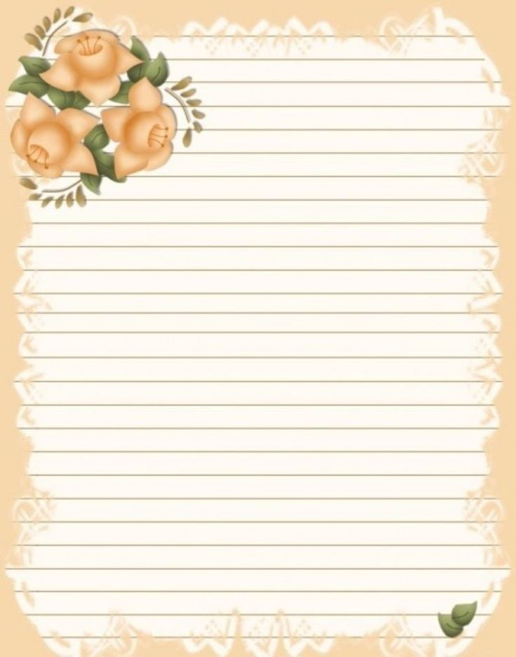 This is a photo of Refreshing Free Printable Lined Stationary