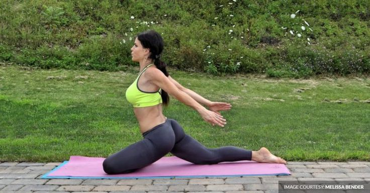 Power Yoga Core Flow With Melissa Bender And Sean Vigue
