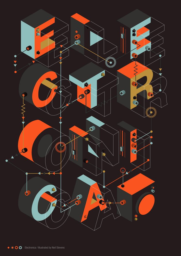 Electronica by Neil Stevens