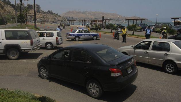 Costa Verde: Barranco acude a vía judicial por cierre de vía #Peru21