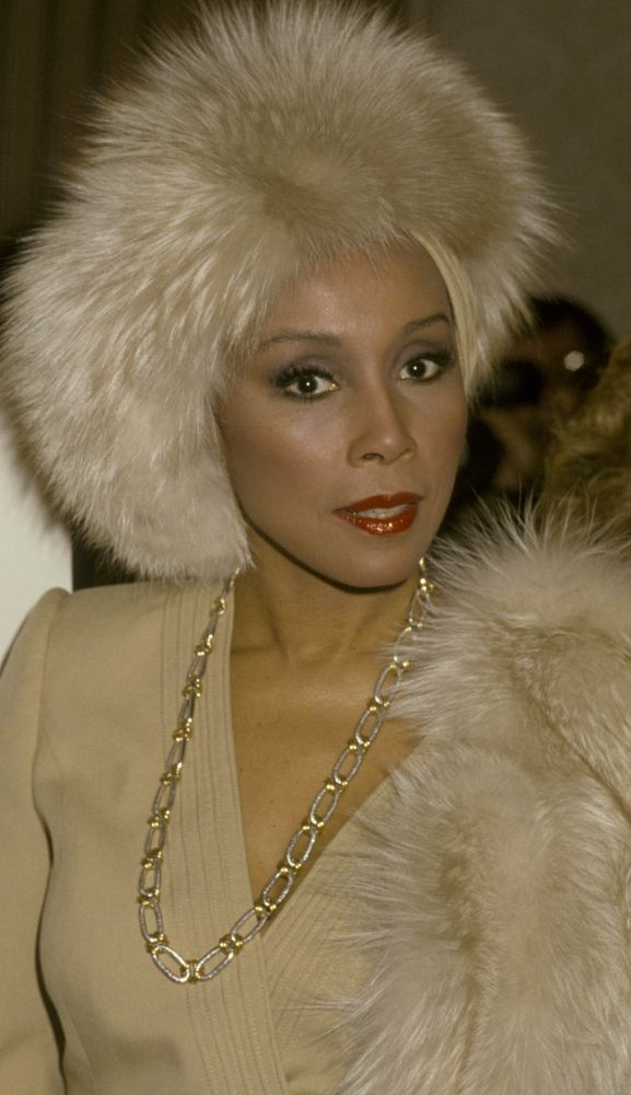 Diahann Carroll-- Classicly Stunning PattyonSite™