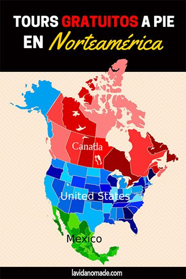 Tours gratuitos a pie en Norteamerica   La Vida Nomade