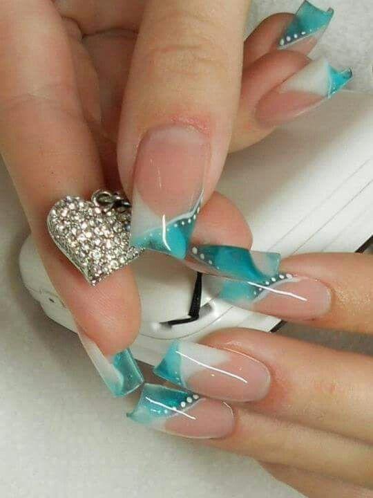 18 best 24 Diseños de uñas con encapsulado images on Pinterest ...