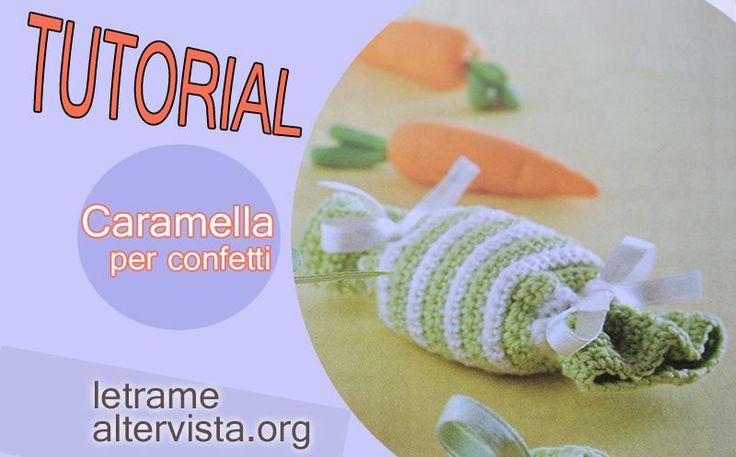 Ci sono diversi tipi di caramelle, questa può essere utilizzata come bomboniera, ad esempio per un primo compleanno o per un battesimo...o semplicemente pe
